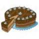 Ножи для торта из серебра