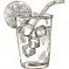 Ложки для напитков из серебра