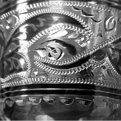Набор  серебряных рюмок. арт. 875-2-0274(6)