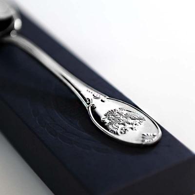 Набор столовых серебряных приборов «ЕДИНСТВО». арт. 925-5-326НБ01801