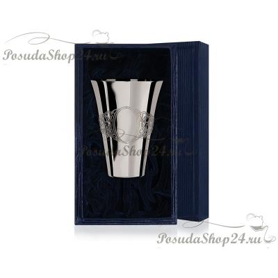 Набор из 3 серебряных стопок «Подарочная» арт. 925-5-552СТ00001(3)