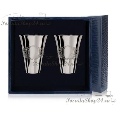 Серебряная стопка «Подарочная» арт. 925-5-552СТ00001