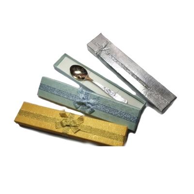 Чайная серебряная ложка «ВЕЕР». чернение. арт. 925-2-2813(ч)