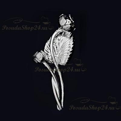Серебряная чайная ложка «КУВШИНКА». арт. 925-5-072ЛЖ03001