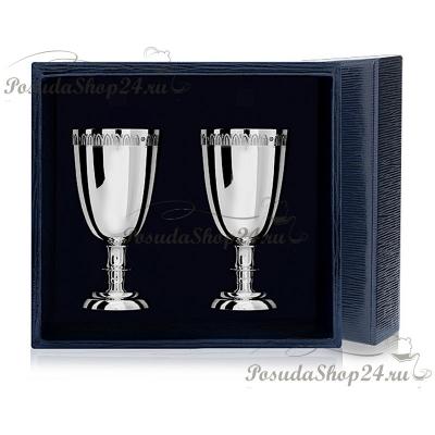 Набор из серебра «ДВА ИМПЕРАТОРА». арт. 925-5-565НБ00801