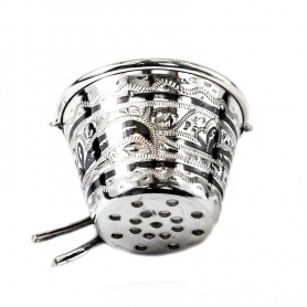 Серебряный ионизатор-ситечко для чайника. арт. 875-3-0020(2)