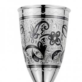 Серебряная рюмка «ЦВЕТОК» Серебро 875. арт. 875-0044(8)