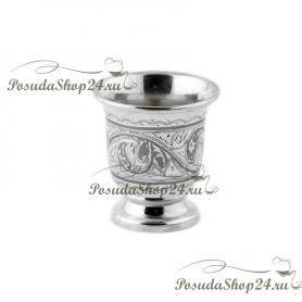 Серебряная стопка «МАЛЫШ» арт. 925-2-0129