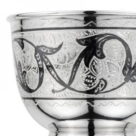 Кружка серебряная «ОТЦОВСКАЯ». арт. 875-0136(8)
