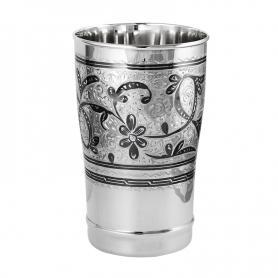 Кружка серебряная. 875 проба. арт. 875-0152(28)