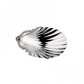 Набориз серебра «ВОЛНА» (кокильница + ложка). арт.925-5-035КК00001