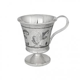 Кружка серебряная. 875 проба. арт. 875-0615(1)