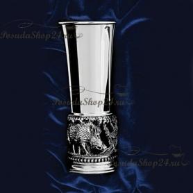 Серебряная стопка «КАБАНЫ» арт. 925-5-219СТ00001
