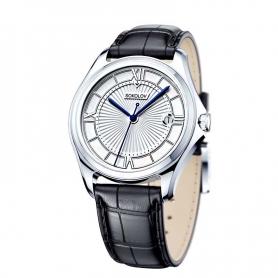 "Серебряные  часы ""FREEDOM"".арт. 925-8-135.30.00.000.01.01.3"