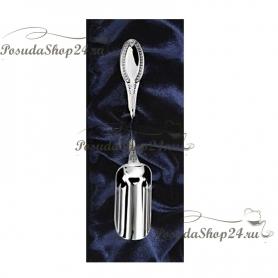 Серебряный совок для сахара «ИМПЕРАТОР» . арт. 925-5-179СО16001