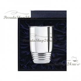 Cеребряный стакан «РИФЛЕНЫЙ». арт. 925-5-1107СН00001