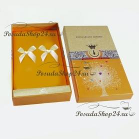Набор серебра для новорожденного «Медвежонок». арт. 925-5-РИ73НБ05801
