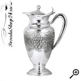 Cеребряный кувшин «ГАРМОНИЯ». арт. 875-2-3129(2)