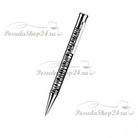 """Серебряная шариковая ручка """"ТАИТ"""".арт. 925-11-001-61963"""