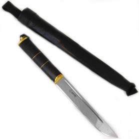 Нож серебряный кизлярский «Абхаз-большой» арт. 710101