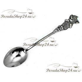 Серебряная ложка «ТОМ».  арт. 925-2-9060