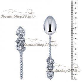 Серебряная ложка «МАЛЫШ» арт. 925-2-9083