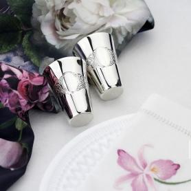 Набор из 6 серебряных стопок «Подарочная» арт. 925-5-552СТ00001(6)