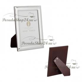 """Серебряная фоторамка """"РИМ"""". 15 x 20 см. арт. 925-10-MM0014-4"""
