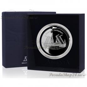 Серебряная закладка для книг «Санкт-Петербург». арт. 925-5-295ЗК22001(СП)