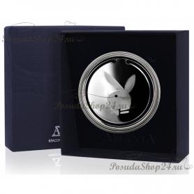 Серебряная закладка для книг «Плейбой». арт. 925-5-295ЗК22001(плейбой)