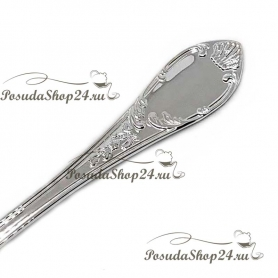 Серебряная десертная ложка «ПРЕСТИЖ». Серебро 925. арт. 925-5-380ЛЖ02801