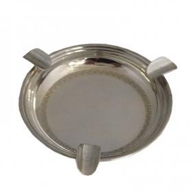 Серебряная пепельница. арт. 875-1-0058
