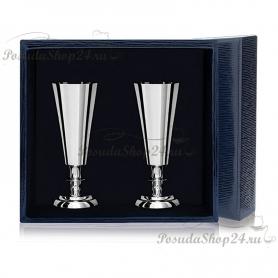 Серебряная рюмка «ДВОЕЧКА». арт. 925-5-027РМ00801
