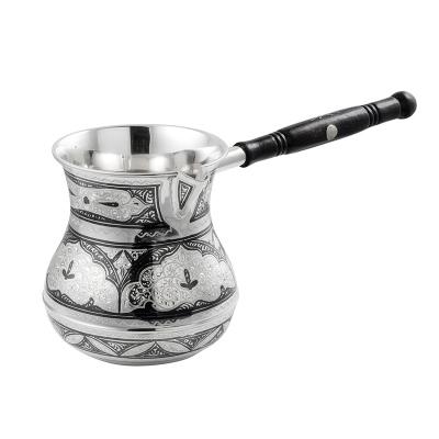 Турка из серебра «КЛАССИКА» арт. 875-1-2058(2)